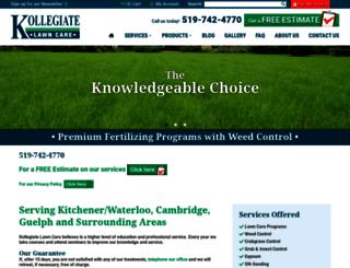 kollegiatelawn.ca screenshot