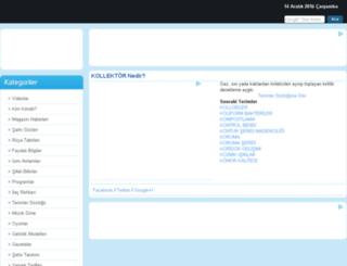 kollektor-nedir.cix1.net screenshot