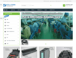 kollewin.com screenshot