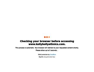 kollybollyethnics.com screenshot