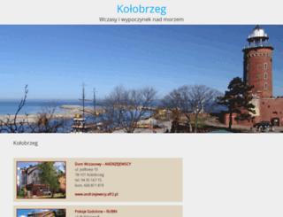 kolobrzeg.afr2.pl screenshot