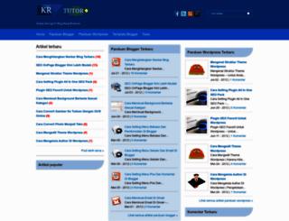kolom-tutorial.blogspot.com screenshot