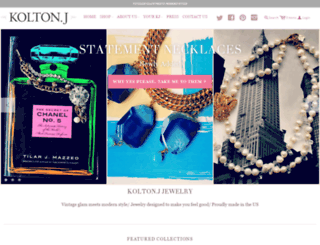 koltonj.com screenshot