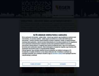 koltozzegerbe.blog.hu screenshot