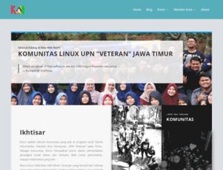 kolu.web.id screenshot