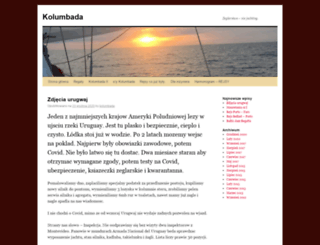 kolumbada.wordpress.com screenshot