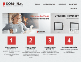 kom-in.pl screenshot