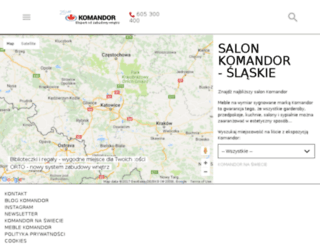 komandor.slask.pl screenshot