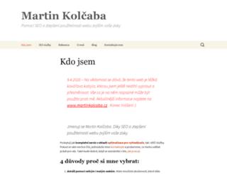 komart.cz screenshot