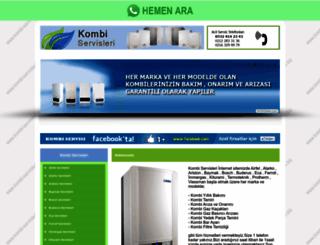kombi-servisleri.biz screenshot