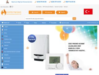 kombidegisimmerkezi.com screenshot