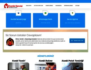 kombiservisii.com screenshot