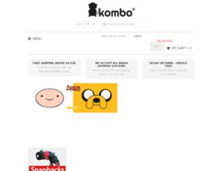 kombostore.com screenshot
