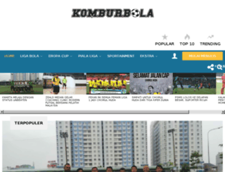 komburbola.com screenshot