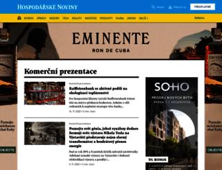 komercniprezentace.ihned.cz screenshot