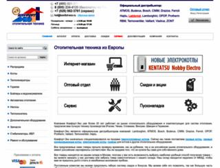 komfort-eco.ru screenshot