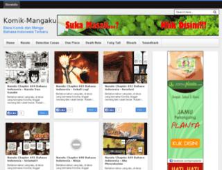 komik-mangaku.blogspot.com screenshot