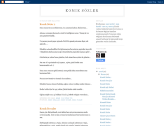 komik-sozler.blogspot.com screenshot