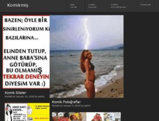 komikmis.com screenshot
