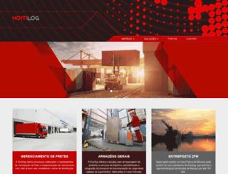 komlog.com.br screenshot