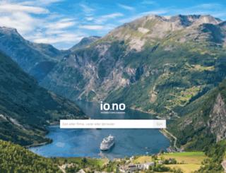 kommune.io.no screenshot