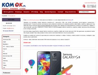 komok.pl screenshot