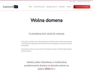 komornik6.szczecin.pl screenshot