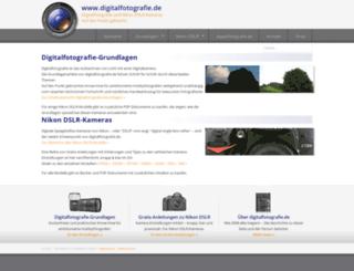 kompendium-digitalfotografie.de screenshot