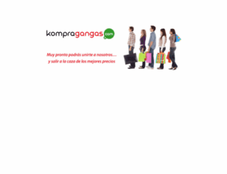 kompragangas.com screenshot