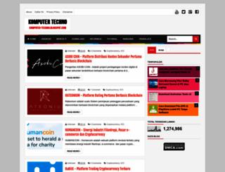 komputer-techno.blogspot.co.il screenshot