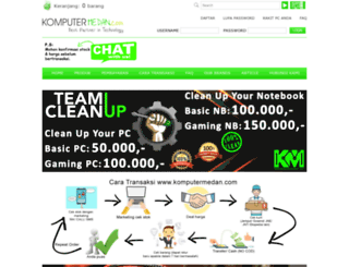komputermedan.com screenshot