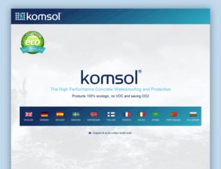 komsol.eu screenshot