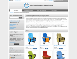 konferanskoltugu.ticiz.com screenshot