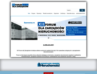 konferencja.administrator24.info screenshot