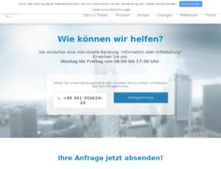 konfigurator.tecart.de screenshot