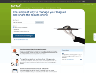 konkuri.com screenshot