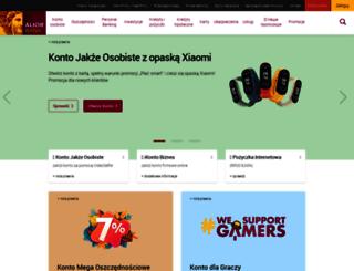 konkurs.aliorbank.pl screenshot
