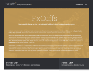 konkurs.fxcuffs.pl screenshot