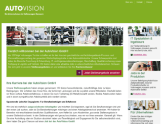 kons.autovision-gmbh.com screenshot