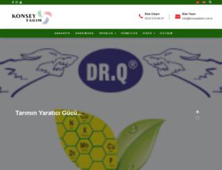 konseytarim.com.tr screenshot