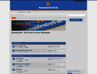 konsolentreff.de screenshot