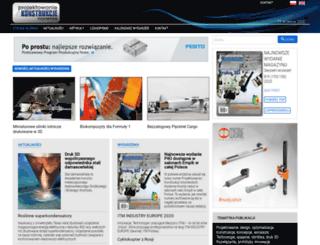 konstrukcjeinzynierskie.pl screenshot
