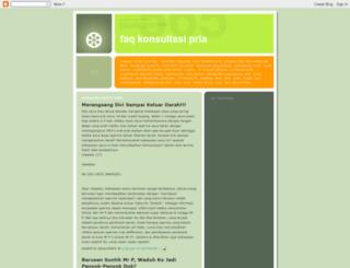 konsultasipria.blogspot.com screenshot