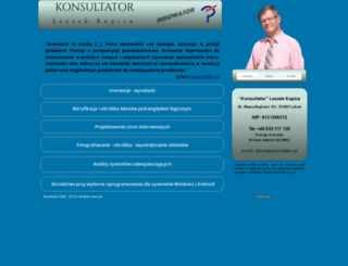 konsultator.pl screenshot