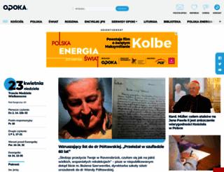 kontakt.opoka.org.pl screenshot