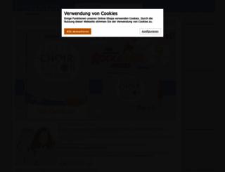 kontakte-musikverlag.de screenshot