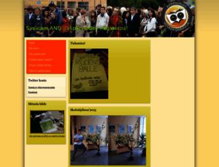 kontakts.anazana.com screenshot
