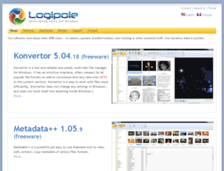 konvertor.net screenshot