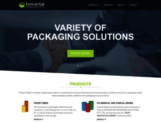 konvertors.com screenshot