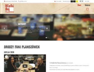 konwent.wbp.kielce.pl screenshot